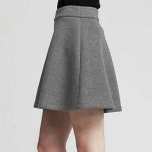 Banana Republic Scuba Mini Skirt Neoprene